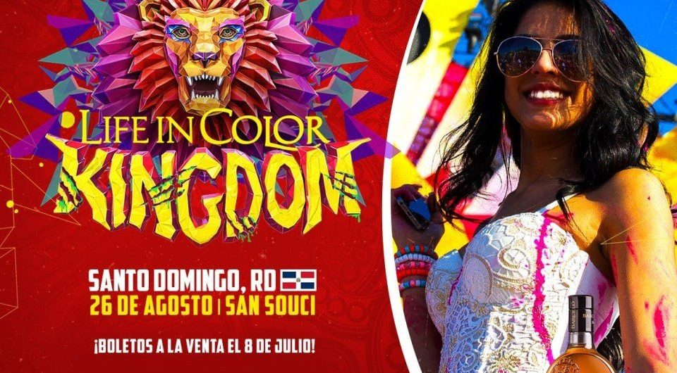шоу life in color kingdom